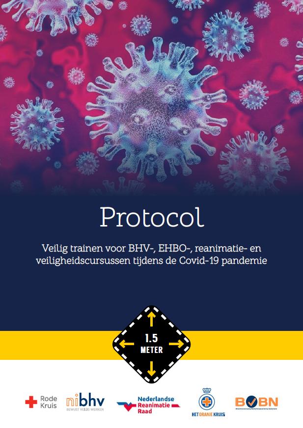 Protocol reanimatieonderwijs covid-19